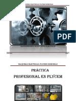 Informe Final de Practica en Plycem