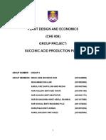 Succinic Acid Production Plant
