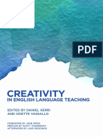 Mede Creativity in English Language Teaching