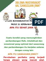 Flip Chart Jiwa