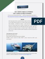 Receita da Petrobras