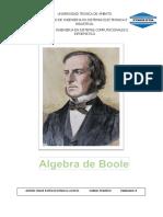Fonseca Omar Algebra de Boole