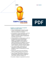 Manual Tempocontrol