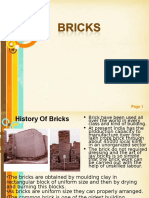 Brick Presentation