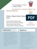 Patologias Digestivas