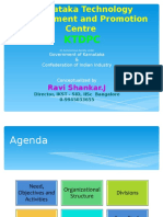 Karnataka Technology Promotion and Technology Centre