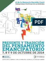 Programa Seminario 2014 Digital