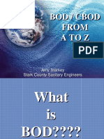 Understanding BOD and COD a to Z