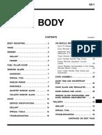 Catalogo Pajero - Carroceria (1)