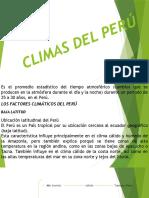 Climas Del Perú 01