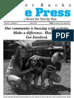 Upper Bucks Free Press, May 2010 edition