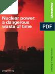 1nuclear Power a Dangerous Was