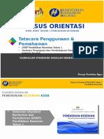 Tatacara Penggunaan & Pemahaman DSKP Dan Panduan