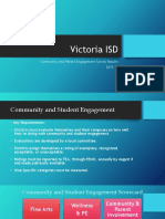 visd and campus community and parent involvement evaluation results 2015-16