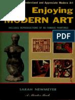 Enjoying Modern Art (Art eBook)