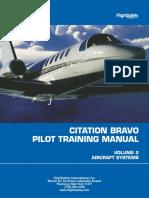 Cessna Citation Bravo Flight Safety Training Manual