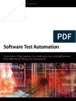 Software Testing Automation