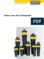 Catalogo Filtros de Linea Kaeser