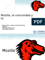 Mozilla La Comunidad y Tu - Version Final