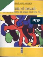 Gobernar El Mercado - Gonzalo Daniel Martner