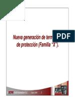 1.- Presentación Rele 2IRX