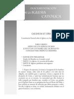 Enciclica (Gaudium Et Spes Juan Pablo II)