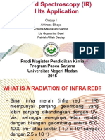 Group 1 Infra Red Spectroscopy (IR) and Its Application.ppt