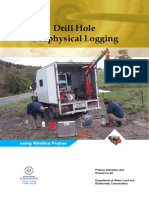 Drillholes Geophysical Logging