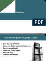 01 XR Practical Intro XR35