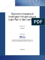 Economic Impacts of Light Rail in Salt Lake City (2)