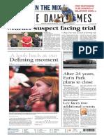 News Excellence Sept 11 A1