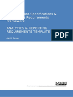 Reqmts Gathering-BI Analytics
