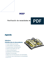 SAP-MRP Planificación Materiales