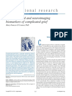 Immunological and Neuroimaging