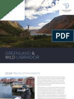 Greenland & Wild Labrador