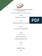 Actividad 02 Tarea de Responsabilidad Social Universitaria III UNIDAD