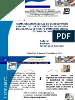 Defensa Presentacion de Trabajo de Gradocarmen