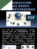 Introduccion a Las Redes Informatcas