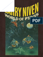 Niven, Larry - [Known Space 2] - World of Ptavvs (Illustrated) (1966, Ballantine Books - August)