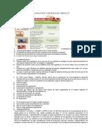 Acumulativa II de Biologia Grado 11