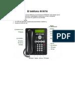 El teléfono AVAYA.pdf