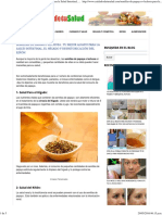 Semillas de Papaya o Lechosa