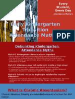 early kindergarten transition slide show
