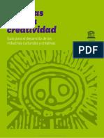 Políticas Para La Creatividad Guía Para El Desarrollo de Las Industrias Culturales y Creativas