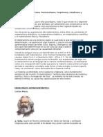 Corrientes Filosoficas.docx