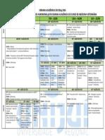 Programação Semana Acadêmica DEAg 2016