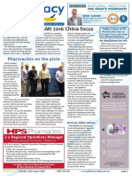 Pharmacy Daily for Tue 23 Aug 2016 - ASMI 2016 China focus, Medivation acquisition, Pharmacists on the piste, Guild Update and much more