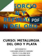 245133886 Desorcion Refinacion Oro Pptx