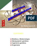 3.-Bioetica y Biotecnologia