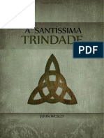 Santíssima Trindade - John Wesley